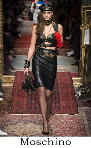 Moschino Fall Winter 2016 2017 Lifestyle For Women 37