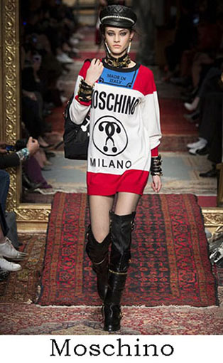 Moschino Fall Winter 2016 2017 Lifestyle For Women 38