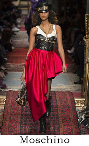 Moschino Fall Winter 2016 2017 Lifestyle For Women 4