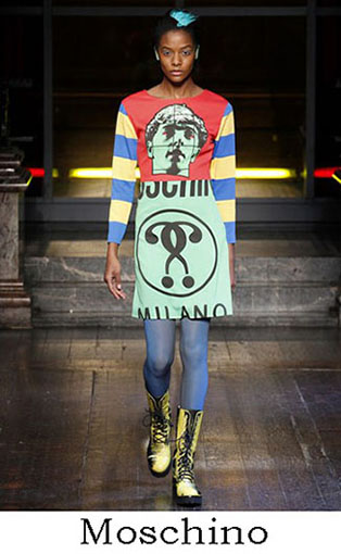 Moschino Fall Winter 2016 2017 Style Brand For Women 15