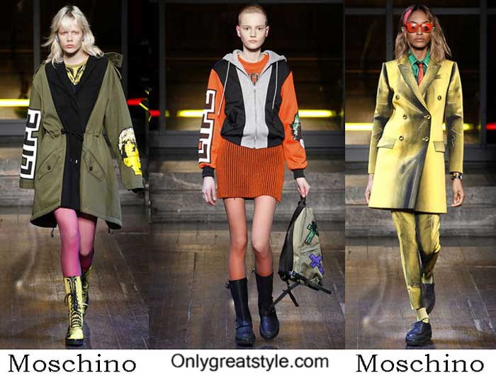Moschino Fall Winter 2016 2017 Style Brand For Women