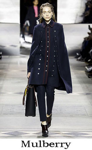 Mulberry Fall Winter 2016 2017 Lifestyle For Women 1