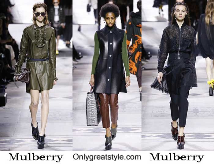 Mulberry Fall Winter 2016 2017 Lifestyle For Women
