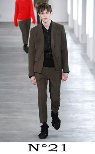 N°21 Fall Winter 2016 2017 Fashion Clothing For Men 12