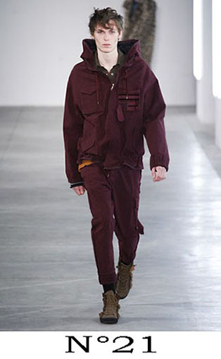 N°21 Fall Winter 2016 2017 Fashion Clothing For Men 20