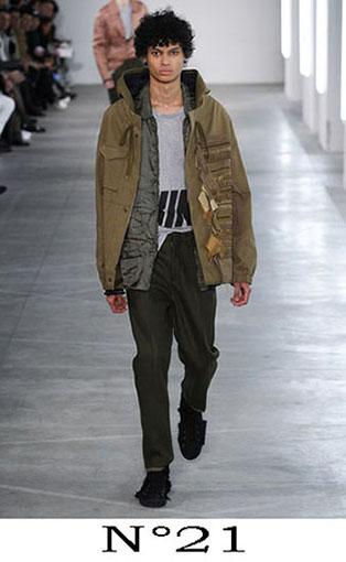 N°21 Fall Winter 2016 2017 Fashion Clothing For Men 3