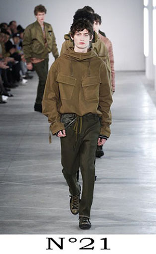 N°21 Fall Winter 2016 2017 Fashion Clothing For Men 34