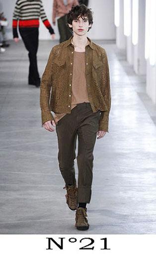 N°21 Fall Winter 2016 2017 Fashion Clothing For Men 9