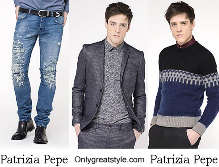 Patrizia Pepe Fall Winter 2016 2017 Clothing For Men