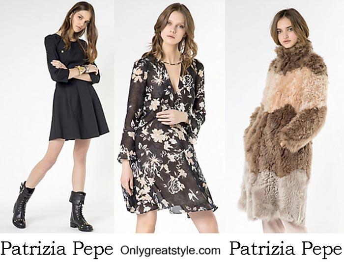 Patrizia Pepe Fall Winter 2016 2017 Style For Women