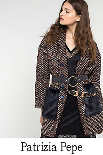 Patrizia Pepe Jackets Fall Winter 2016 2017 For Women 25
