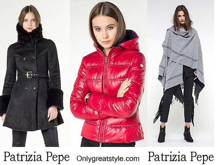 Patrizia Pepe Jackets Fall Winter 2016 2017 For Women