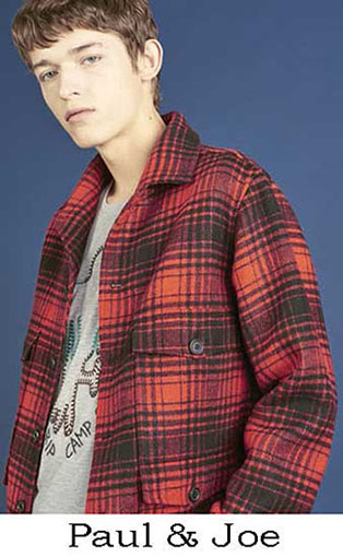 Paul & Joe Fall Winter 2016 2017 Clothing For Men Look 21
