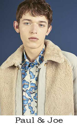 Paul & Joe Fall Winter 2016 2017 Clothing For Men Look 6