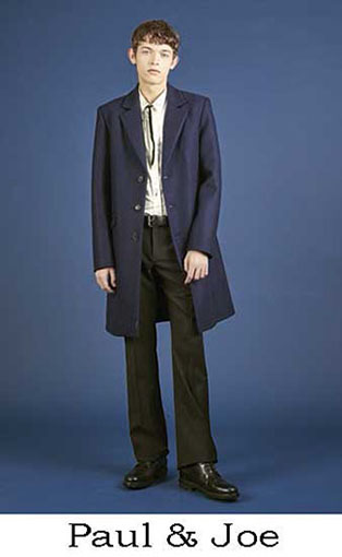 Paul & Joe Fall Winter 2016 2017 Clothing For Men Look 8