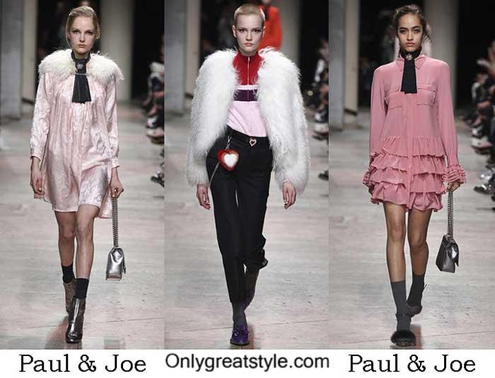 Paul & Joe Fall Winter 2016 2017 Style Brand For Women