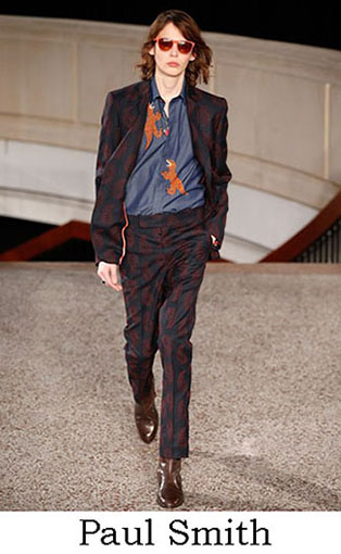 Paul Smith Fall Winter 2016 2017 Style Brand For Men 13