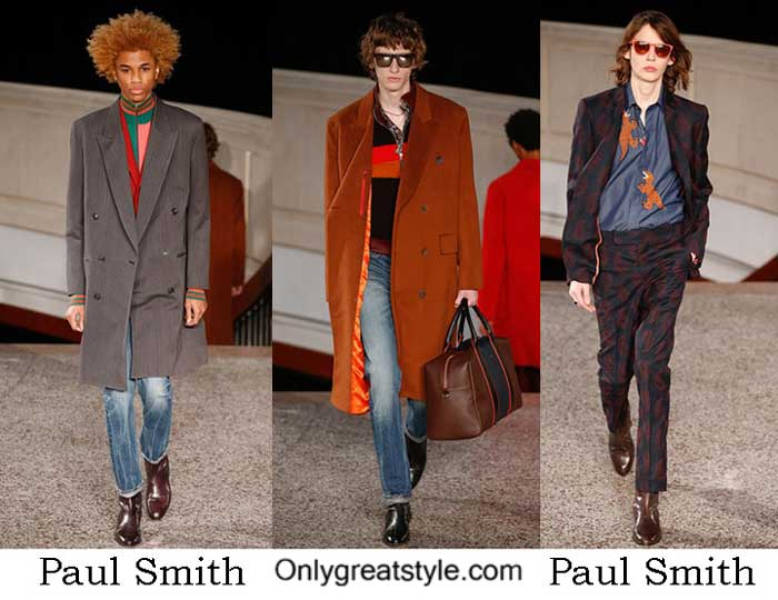 Paul Smith Fall Winter 2016 2017 Style Brand For Men
