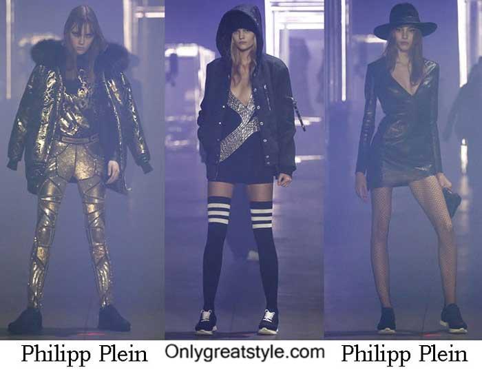 Philipp Plein Fall Winter 2016 2017 Fashion Clothing Women