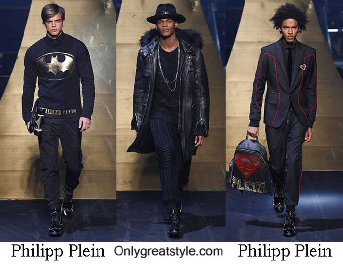Philipp Plein Fall Winter 2016 2017 Lifestyle For Men