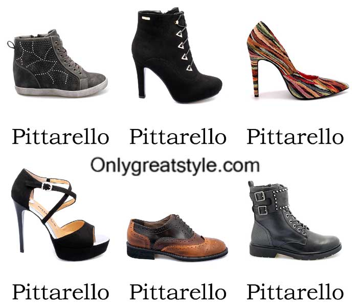 Pittarello Shoes Fall Winter 2016 2017 For Women