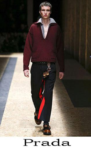 Prada Fall Winter 2016 2017 Fashion Clothing For Men 1