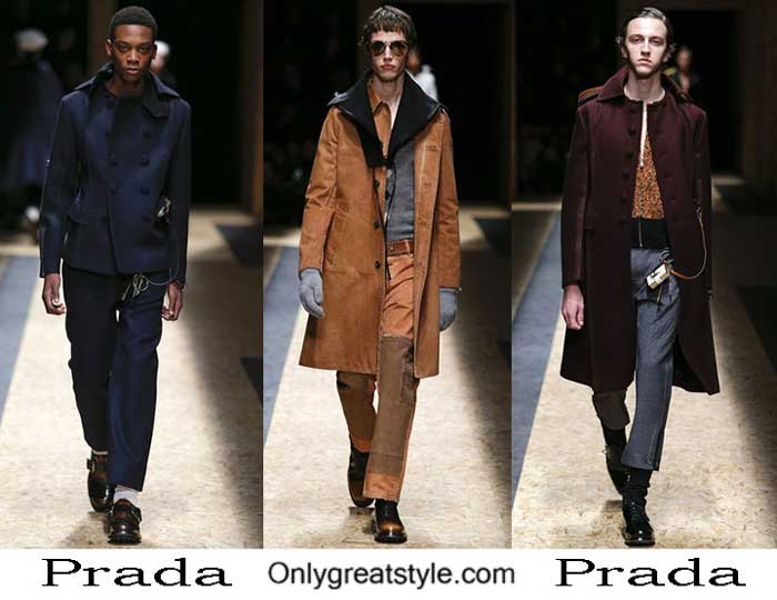 Prada Fall Winter 2016 2017 Fashion Clothing For Men
