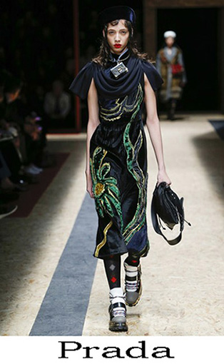 Prada Fall Winter 2016 2017 Style Brand For Women 19