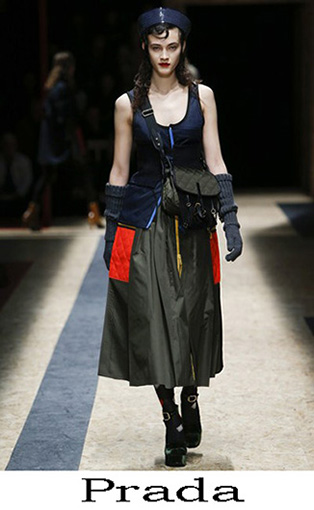 Prada Fall Winter 2016 2017 Style Brand For Women 32