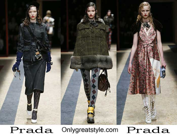 Prada Fall Winter 2016 2017 Style Brand For Women