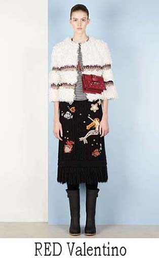 RED Valentino Fall Winter 2016 2017 Style For Women 37