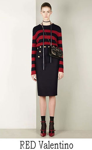RED Valentino Fall Winter 2016 2017 Style For Women 4