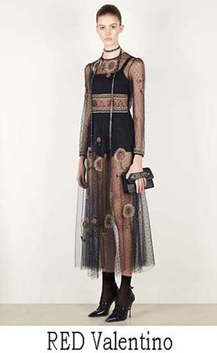 RED Valentino Fall Winter 2016 2017 Style For Women 45