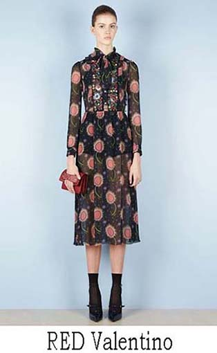 RED Valentino Fall Winter 2016 2017 Style For Women 46