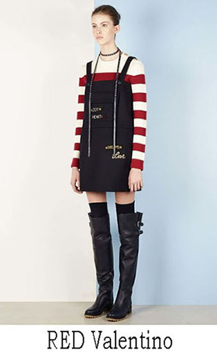 RED Valentino Fall Winter 2016 2017 Style For Women 5