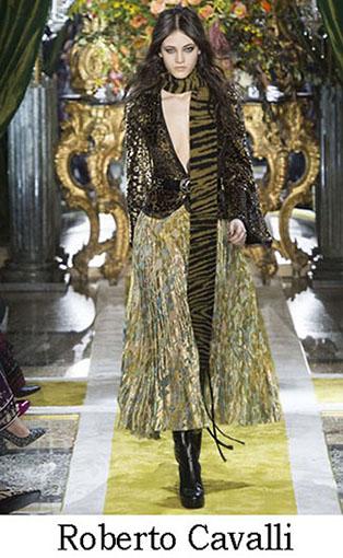 Roberto Cavalli Fall Winter 2016 2017 Fashion Women 1