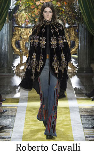 Roberto Cavalli Fall Winter 2016 2017 Fashion Women 10