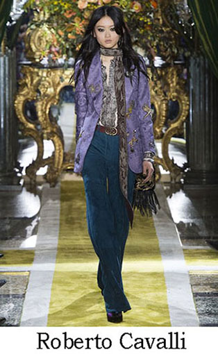 Roberto Cavalli Fall Winter 2016 2017 Fashion Women 17