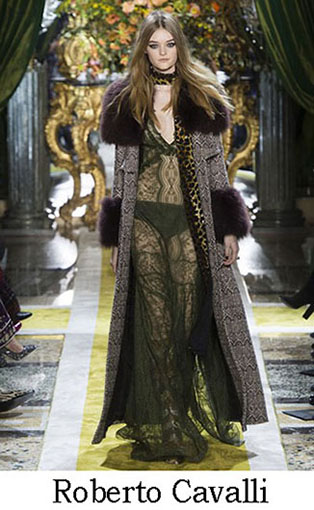 Roberto Cavalli Fall Winter 2016 2017 Fashion Women 18