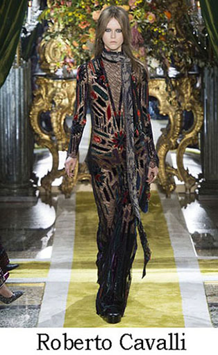 Roberto Cavalli Fall Winter 2016 2017 Fashion Women 21