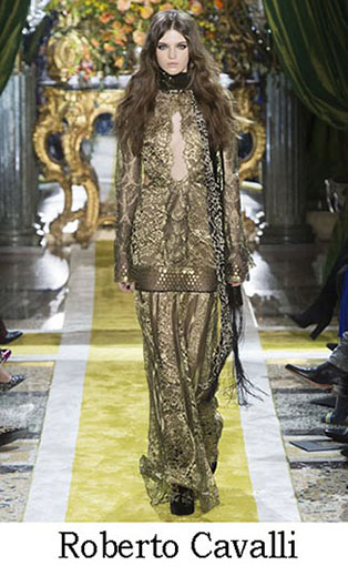 Roberto Cavalli Fall Winter 2016 2017 Fashion Women 30