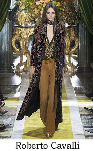 Roberto Cavalli Fall Winter 2016 2017 Fashion Women 32