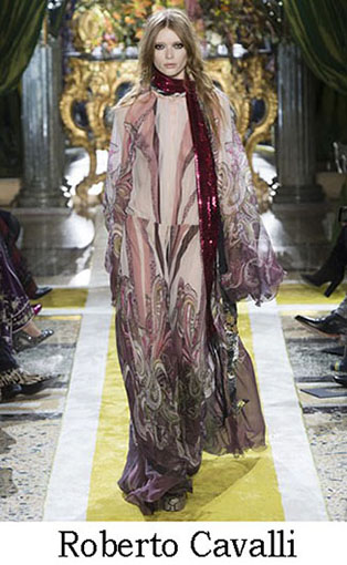 Roberto Cavalli Fall Winter 2016 2017 Fashion Women 35