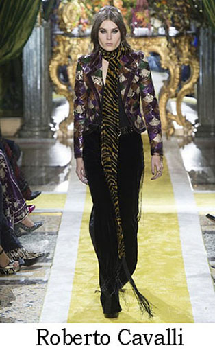 Roberto Cavalli Fall Winter 2016 2017 Fashion Women 53