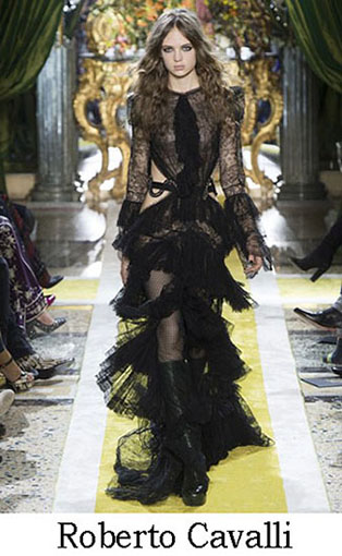 Roberto Cavalli Fall Winter 2016 2017 Fashion Women 56