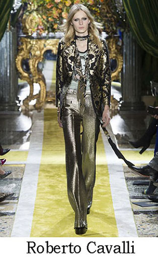 Roberto Cavalli Fall Winter 2016 2017 Fashion Women 61