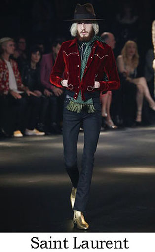 Saint Laurent Fall Winter 2016 2017 Clothing For Men 12