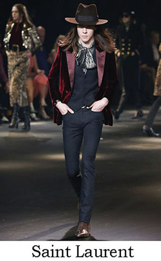 Saint Laurent Fall Winter 2016 2017 Clothing For Men 24