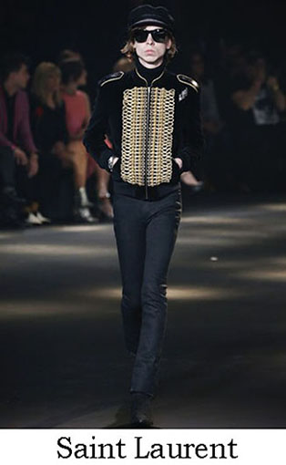 Saint Laurent Fall Winter 2016 2017 Clothing For Men 4