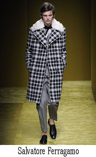 Salvatore Ferragamo Fall Winter 2016 2017 For Men 1